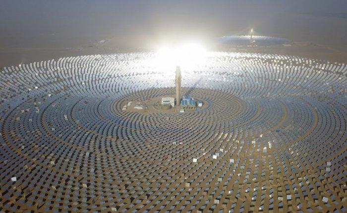 Çin Halk Cumhuriyeti yenilenebilir enerjide dünya lideri