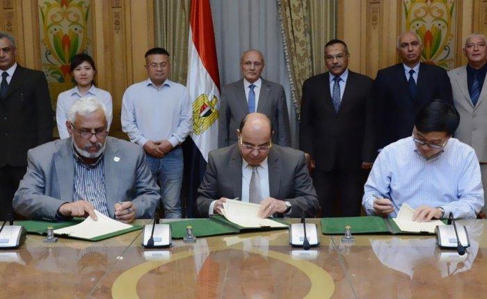 Çinli SSE Mısır'da şarj istasyonu fabrikası kuruyor
