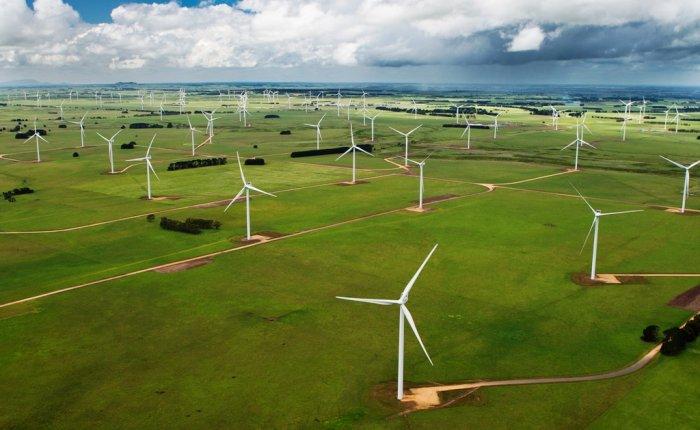 Vestas ABD'ye 1,316 MW'lık rüzgar türbini sağlayacak