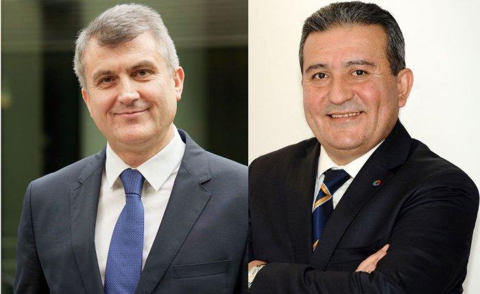 JESDER'de müşterek başkanlık dönemi: Ali Kındap, Ufuk Şentürk