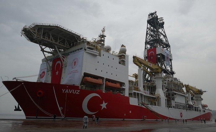 AB'den Türkiye'nin Kıbrıs sondaj çalışmalarına tepki