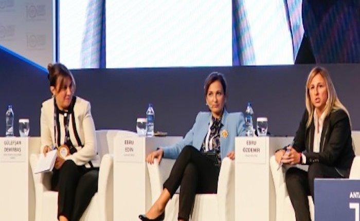 Demirbaş: Enerji sektöründe kadın yönetici sayısı arttırılmalı