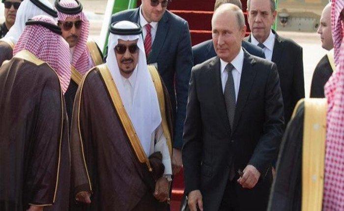 Rusya ile Suudi Arabistan petrolde uzun vadeli işbirliği yapacak