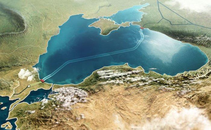 Gazprom TürkAkım'ın ilk koluna gaz pompalamaya başladı