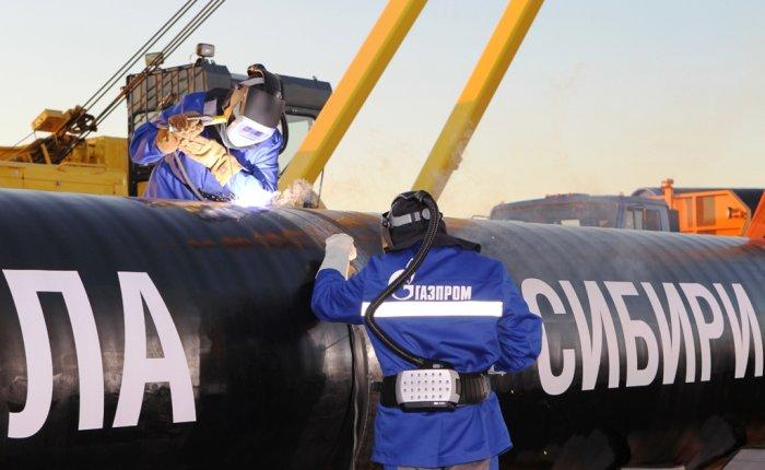 Gazprom Sibirya'nın Gücü' için hazırlıklarını sürdürüyor