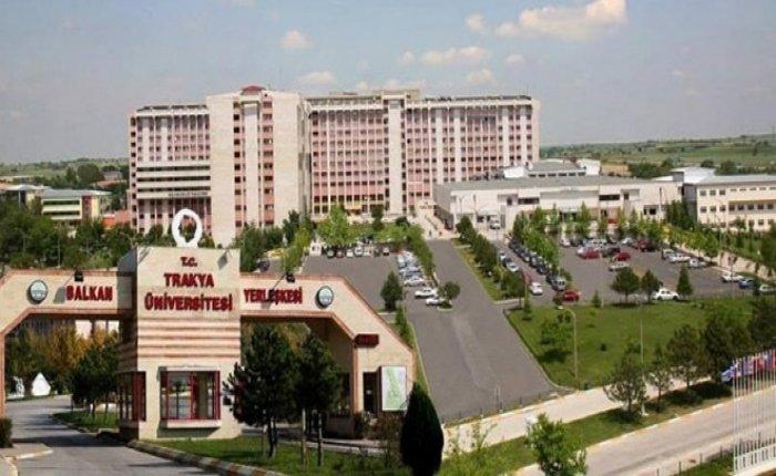 Trakya Üniversitesi enerji doçenti arıyor