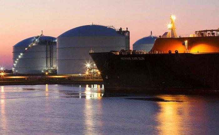 Çinli Suntien LNG terminali kuracak