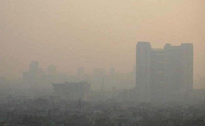 Hindistan'ın başkentinde hava kirliliği kritik seviyede