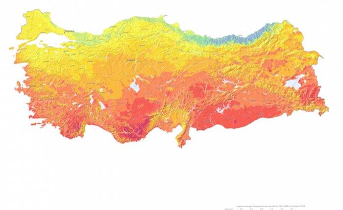 Rüzgar ve güneş yatırımcılarına Dünya Bankası'ndan potansiyel haritası