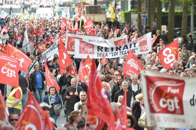 Fransa'da enerji sektörüne grev çağrısı
