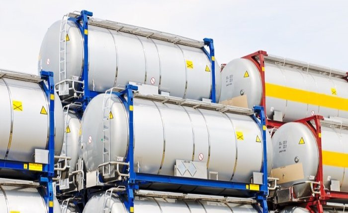 PetroChina ilk kez konteyner tank formunda LNG ithal etti