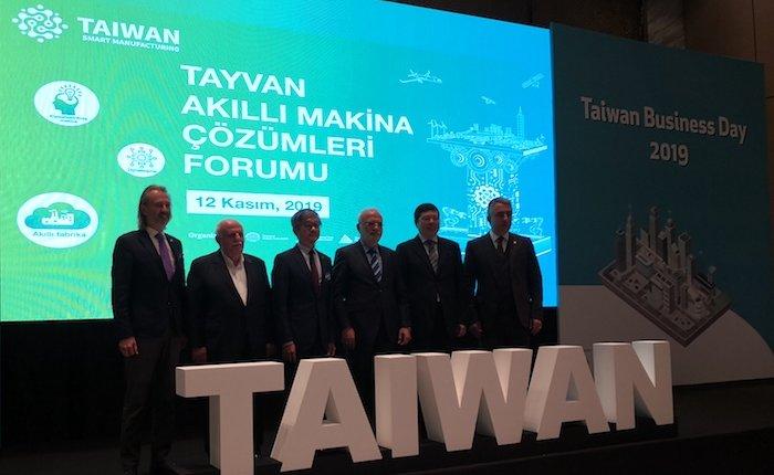 Tayvan ve Türkiye ortak yatırım olanaklarını değerlendirdi