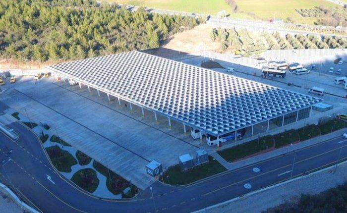 Muğla Belediyesi güneş enerjisi kurulumlarına hız verdi