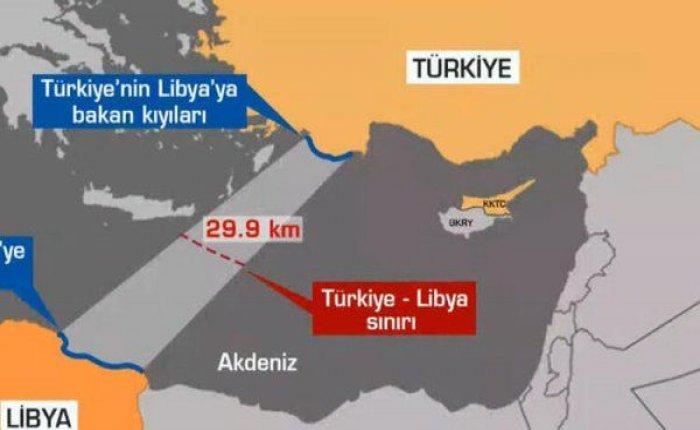 Türkiye-Libya MEB Muhtırası yürürlük tarihi 08 Aralık