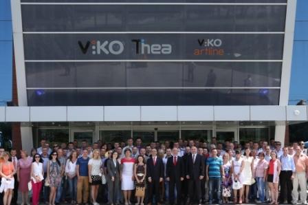 Priz ve anahtar üreticisi VİKO Ukrayna`da lider
