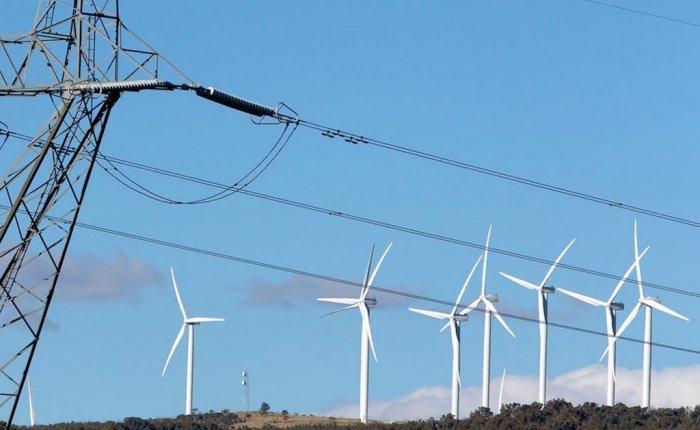 Türkiye yılın ilk gününde elektriğinin yüzde 10'unu rüzgardan üretti