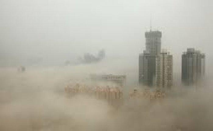 Çin başkentinde hava kirliliğini 2019'da yüzde 18 düşürdü