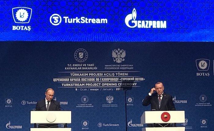 Erdoğan: Hedefimiz küresel enerji merkezi Türkiye