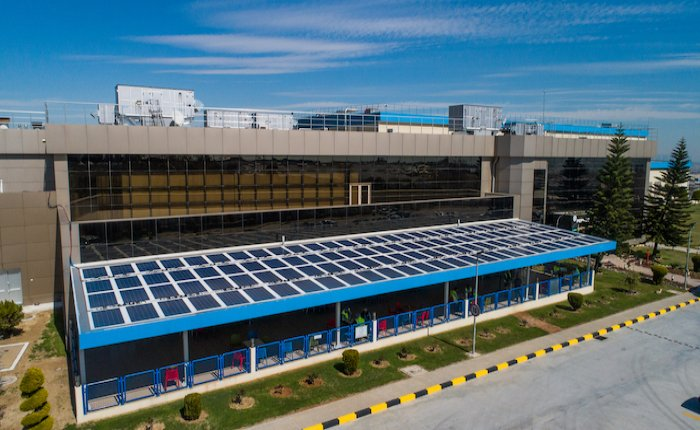 PepsiCo Tarsus fabrikasında elektriğinin yüzde 6'sını güneşten karşılıyor
