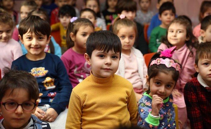 Kolen Elektrik'ten çocuklara enerji tasarrufu eğitimi