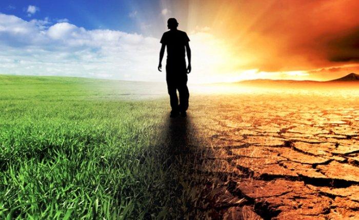 Önümüzdeki on yılda küresel risklere iklim değişikliği damga vuruyor