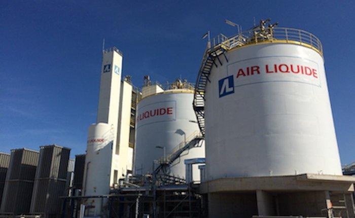 Air Liquide Eskişehir'de havadaki oksijeni ayrıştıracak