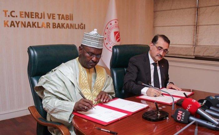 Türkiye ve Nijer maden alanında işbirliği yapacak