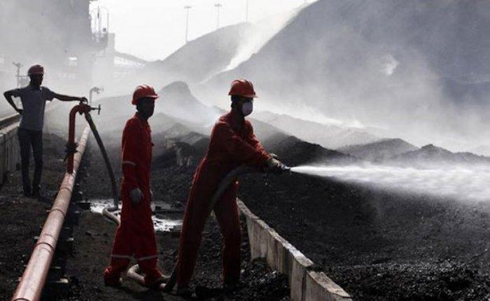Hindistan'da elektrik üretiminde kömür kullanımı arttı