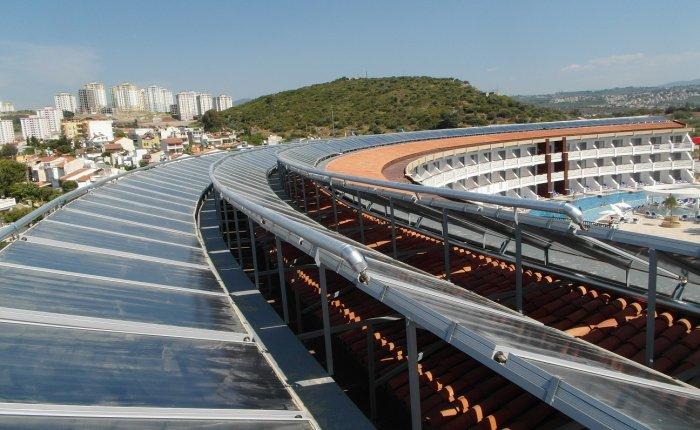 ENSİA Başkanı Vatansever: Çatı GES'ler zorunlu olmalı