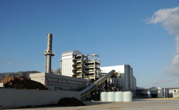 Ankara'da bitkisel atıklar ve eski lastiklerden elektrik üretilecek