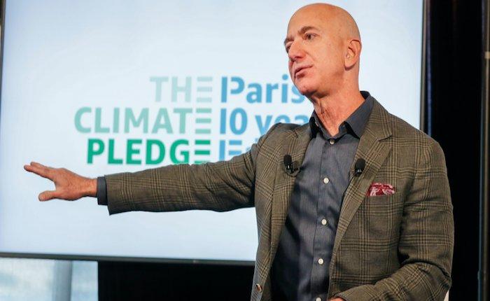 Amazon'un patronu Jeff Bezos iklim fonu kurdu