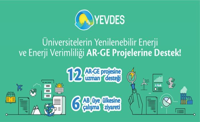 Enerji Projelerine AR-GE desteği için başvurular başladı