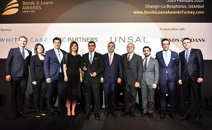 SOCAR Türkiye'ye 2 ayrı Bonds & Loans ödülü