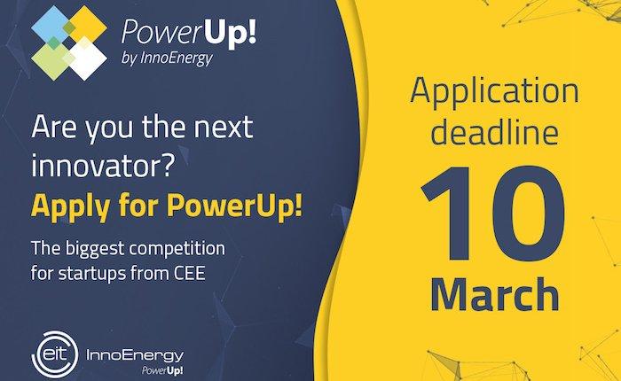 Startup yarışması PowerUp! başvuruları uzatıldı