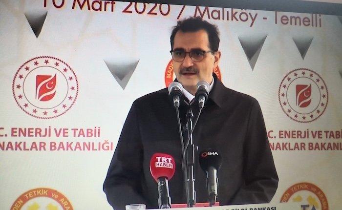 Türkiye Yerbilimleri Veri ve Karot Bilgi Bankası'nın temeli atıldı