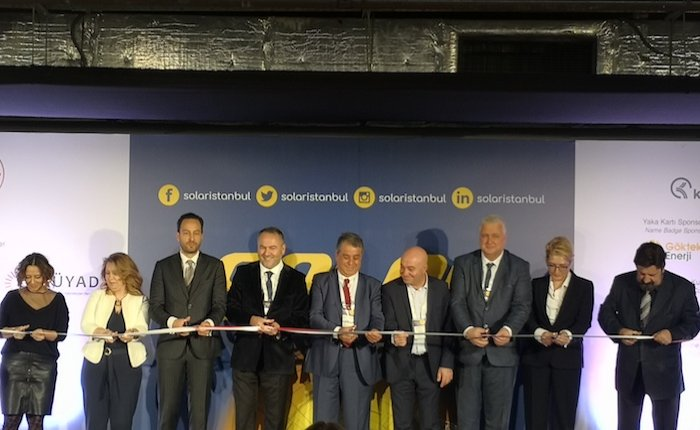 Solar İstanbul başladı!