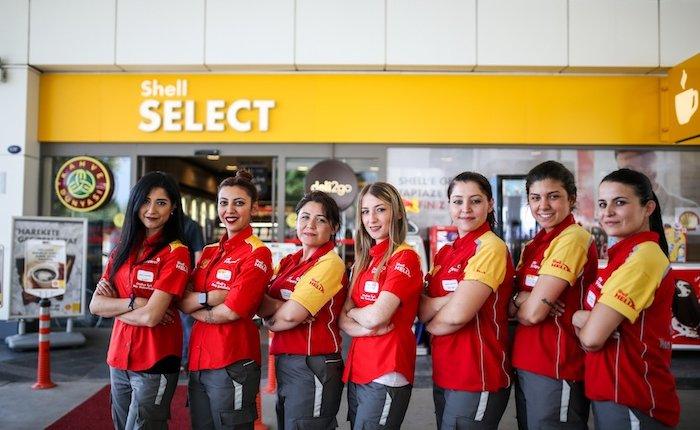 Shell 2 yılda 2 bin 300 kadına istihdam sağladı