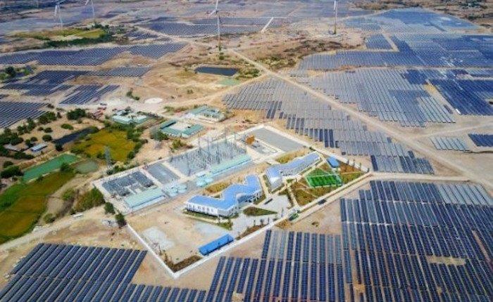 Vietnam 450 MW'lık GES kuracak
