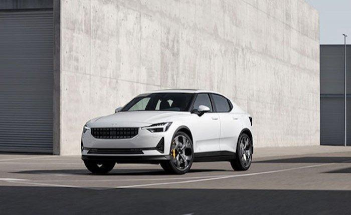 Volvo elektrikli aracının üretimine Çin'de başladı
