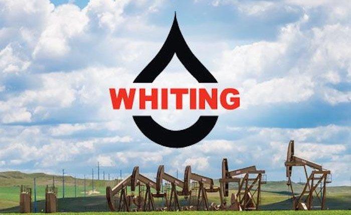 ABDli Whiting Petroleum iflas başvurusunda bulundu