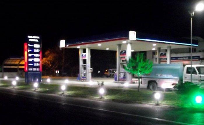 Erzurum Yakutiye'de benzin istasyonu satılacak