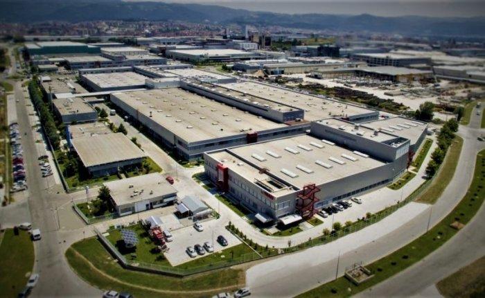Bosch'un Bursa'daki enjektör tesisinin destekleri arttırıldı