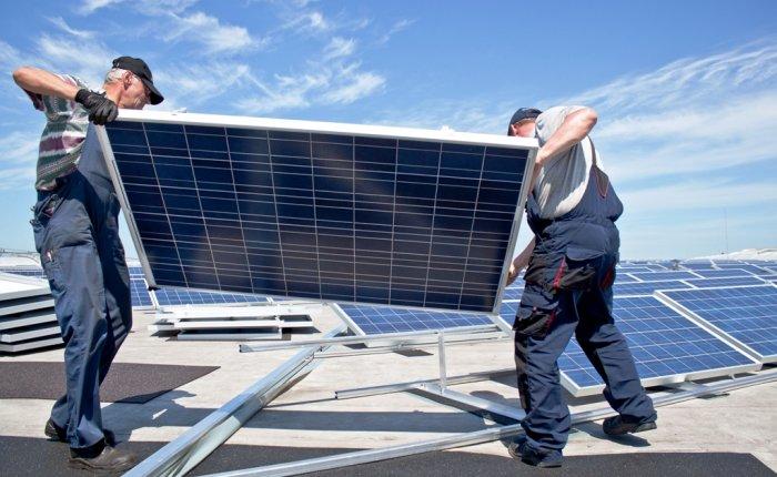 Güneş panellerinde kullanılan bazı ara ürünlere %40 ek vergi
