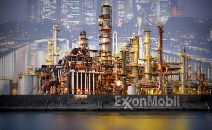 ExxonMobil ve Chevron tarihi ciro kayıpları yaşıyor