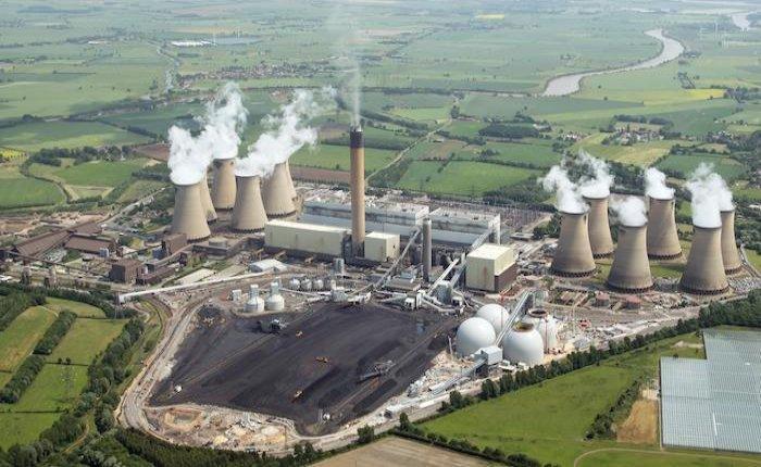 İngiltere elektrik üretiminde biyokütlenin payı Nisan'da yüzde 8.4'e yükseldi