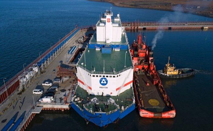 Rus yüzer nükleer santralini destekleyecek altyapı kurulacak