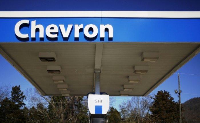 Chevron 3,6 milyar dolar kar elde etti