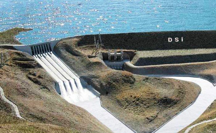 Ilısu HES'te ilk türbin 19 Mayıs'ta hizmete giriyor