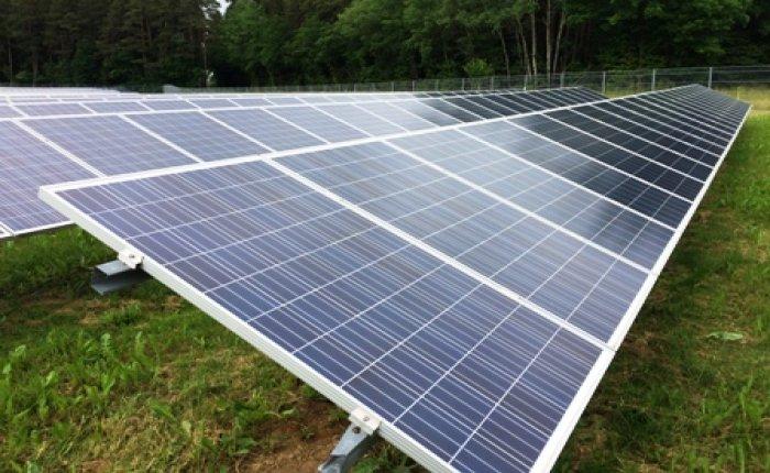 Afyon'un orman köyünde güneş santrali tamamlandı