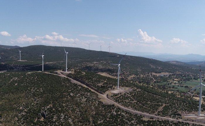 GE'den Fina Enerji'nin dört RES'ine 52 türbin